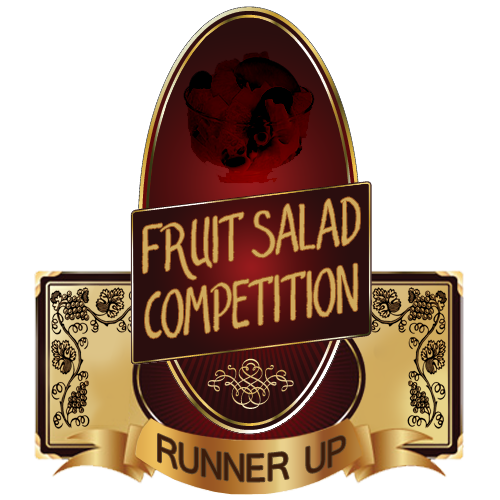 Meraforum Fruit Salad Contest Runner up
