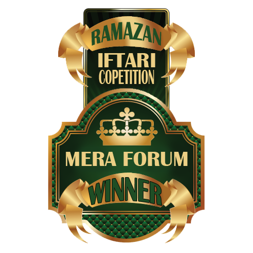 Meraforum Iftari Contest Winner