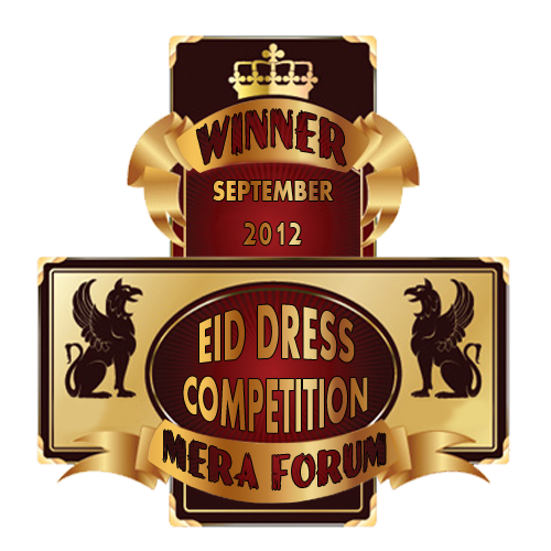 Meraforum Eid Dress Contest Winner