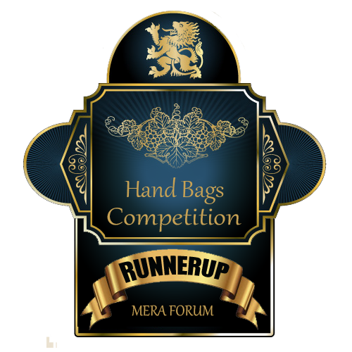 Meraforum Handbag Contest Runner Up