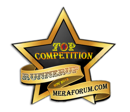 Meraforum Fashion Top Runnersup