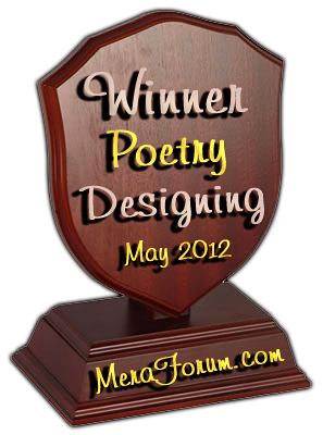 winner May designer award