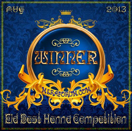 Best Henna Winner