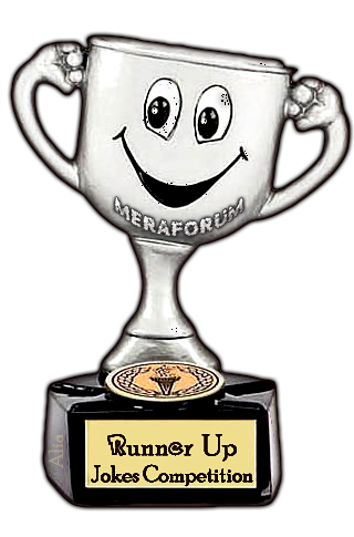 Joke Runner Up Award
