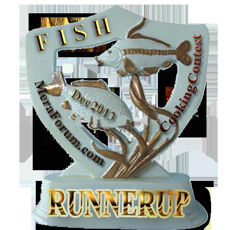 Fish Cooking Runnersup