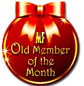 Old Member Of the Month
