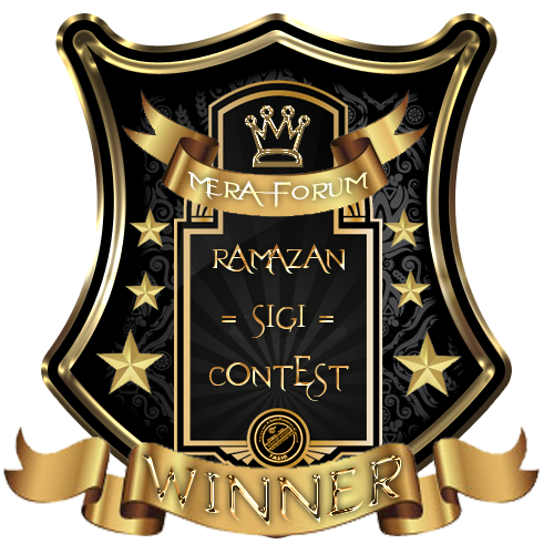 Meraforum Ramzan Siggi Contest Winner