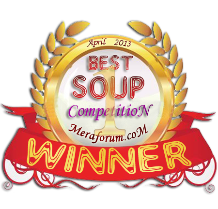 Best Soup Competition Winner