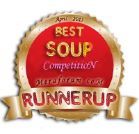 Best Soup Competition Runnerup